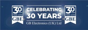 GBE Celebrates 30 Years Banner