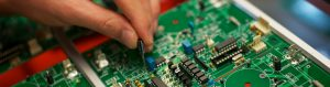 GBE Electronics Manufacturing Services Banner