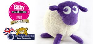 Ewan The Dream Sheep Baby Awards Gold