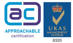 UKAS Approachable Certification Logo