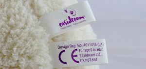Ewan The Dream Sheep Label