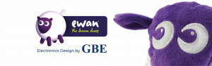 Ewan The Dream Sheep Homepage Banner