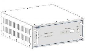 LF1-400 3kW Frequency Converter Line Drawing