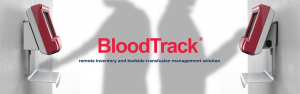 Bloodtrack Kiosk Banner